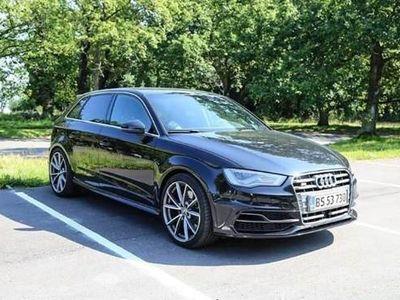 brugt Audi S3 Sportback TFSI 300 HK 5-DØRS QUATTRO S tronic 2,0