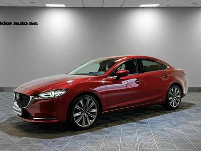 brugt Mazda 6 2,0 SkyActiv-G 165 Optimum