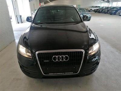 brugt Audi Q5 3,0 TDI Quat S Tron 240HK 5d 7g Aut.