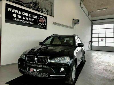 brugt BMW X5 3,0 xDrive30d aut. 7prs