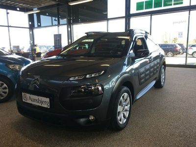 brugt Citroën C4 Cactus BlueHDi 100 Shine ETG6