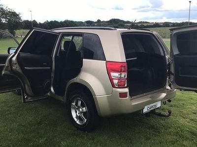 brugt Suzuki Grand Vitara 1,9 DDIS GLX 4x4 129HK Van