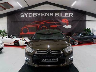 brugt Citroën DS4 1,6 e-HDi Design E6G 115HK 5d 6g Aut.