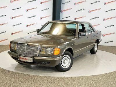 brugt Mercedes S280