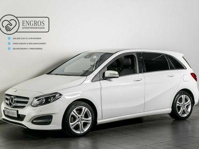 gebraucht Mercedes B200 2,2 CDi Business