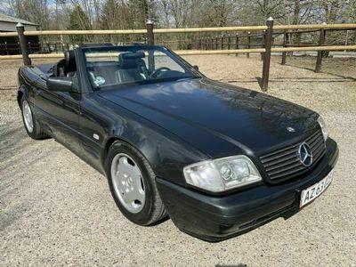 brugt Mercedes 300 Cabriolet 129