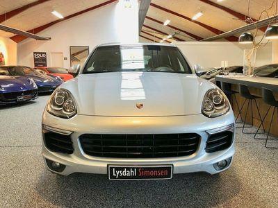 brugt Porsche Cayenne 3,0 D Tiptr.