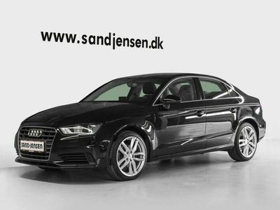 brugt Audi A3 1,4 TFSi 125 Ambiente S-tr.