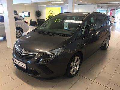 usado Opel Zafira 1,4 Turbo Enjoy Start/Stop 140HK 6g