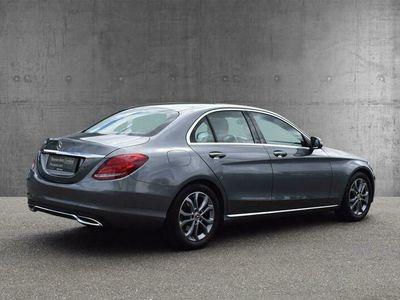 brugt Mercedes C220 d 2,1 D 7G-Tronic Plus 170HK Aut.