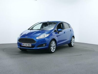 brugt Ford Fiesta 1,0 EcoBoost Titanium Start/Stop 100HK 5d A+