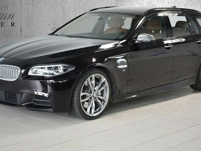 used BMW M550 D X-Drive Touring M-sport