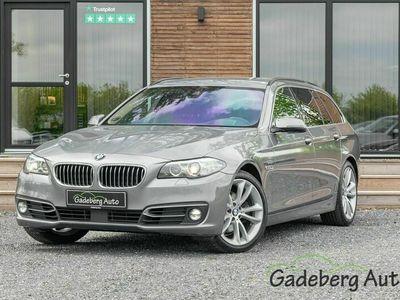 brugt BMW 520 d 2,0 Touring Luxury Line xDrive aut