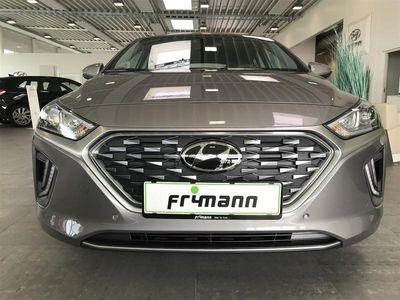 brugt Hyundai Ioniq 1,6 GDI Trend plug-in 141HK 5d 6g Aut. A