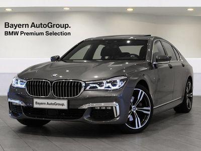 käytetty BMW 730 d 3,0 aut.