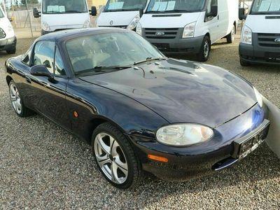 brugt Mazda MX5 1,6 i