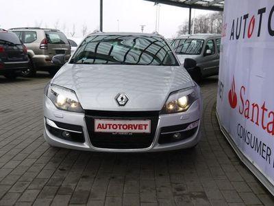 brugt Renault Laguna Sport Tourer 2,0 DCI FAP Exception 175HK Stc 6g Aut.