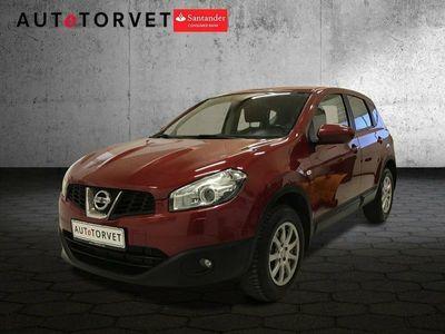 brugt Nissan Qashqai 1,6 dCi Visia Van
