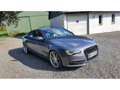 brugt Audi A5 1,8 Coupe