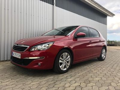 used Peugeot 308 1,6 HDI Active 92HK 5d