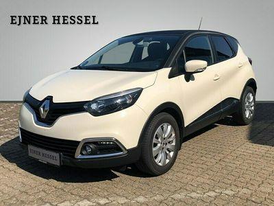 brugt Renault Captur 1,5 DCI FAP Expression Energy 90HK 5d