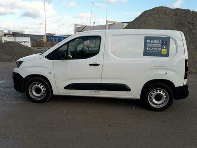 brugt Peugeot Partner L1 V1 1,5 BlueHDi Plus Pro EAT8 130HK Van 8g Aut. A