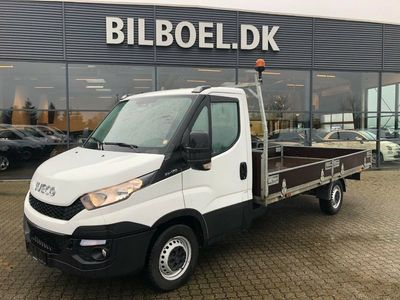 brugt Iveco Daily 3,0 35S17 4100mm Lad