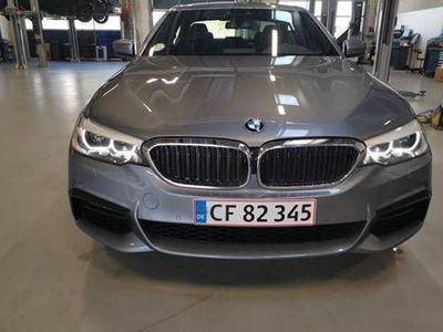 brugt BMW 520 d 2,0 M Sport