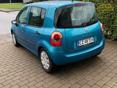 brugt Renault Modus Næsten som ny Renault Modus 2005