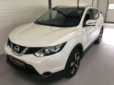 brugt Nissan Qashqai 1,6 dCi 130 Tekna