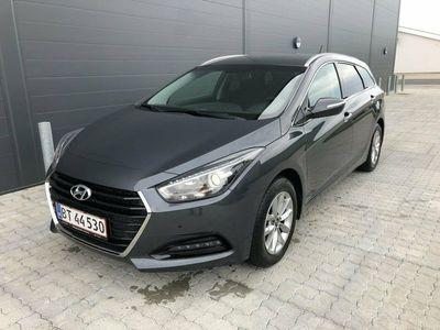 usado Hyundai i40 1,7 CRDi 115 Trend CW