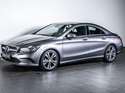 brugt Mercedes CLA200 d 2,2 Urban aut.