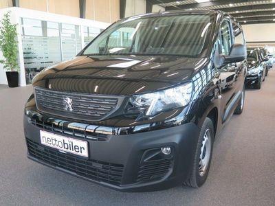 brugt Peugeot Partner 1,5 BlueHDi 130 L2V2 Plus