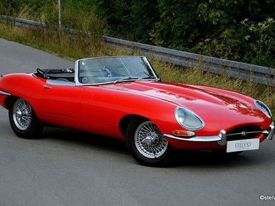 brugt Jaguar E-Type 3.8 S1