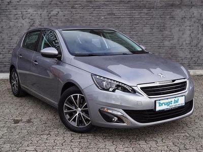 brugt Peugeot 308 1,6 BlueHDi Allure EAT6 120HK 5d 6g Aut.