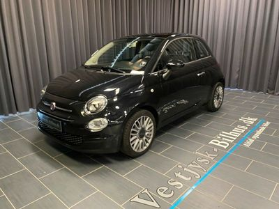 brugt Fiat 500 0,9 TwinAir 80 Lusso