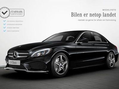 brugt Mercedes C300 2,0 AMG Line aut.