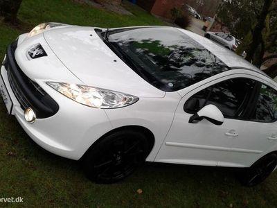brugt Peugeot 207 1,6 HDI FAP Premium 109HK 5d