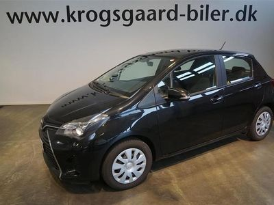 brugt Toyota Yaris 1,3 VVT-I T2 Touch 100HK 5d 6g