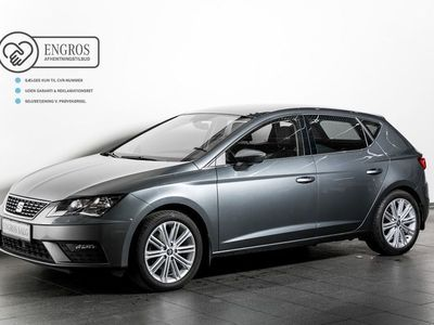 brugt Seat Leon 1,4 TSi 150 Xcellence DSG