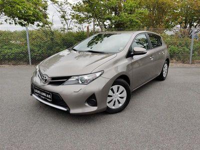 brugt Toyota Auris 1,3 VVT-I T1 99HK 5d 6g