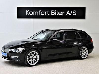 brugt BMW 318 d Touring Modern Line aut. 2,0