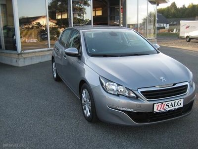 second-hand Peugeot 308 1,6 HDI Active 92HK 5d
