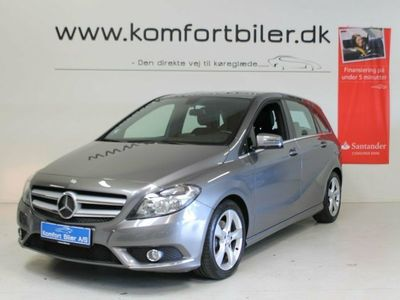used Mercedes B180 1,5 CDi BE