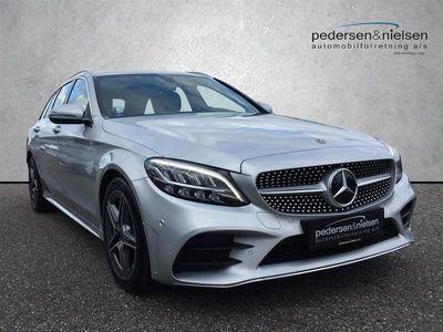 brugt Mercedes C220 d T 2,0 CDI 9G-Tronic 194HK Stc 9g Aut.
