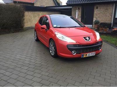 brugt Peugeot 207 1,6 HDI GT