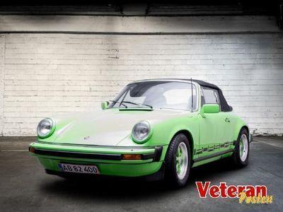 brugt Porsche 911 2,7 Cabriolet