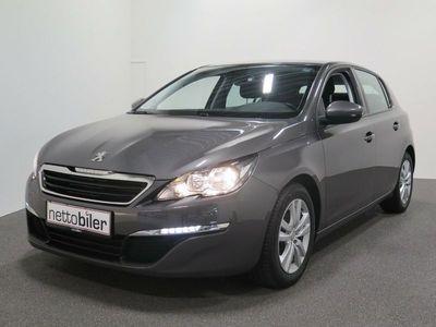 brugt Peugeot 308 1,6 BlueHDi 120 Active