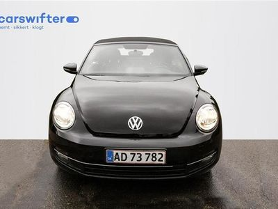 brugt VW Beetle 1,2 TSI BMT 105HK Cabr. 6g