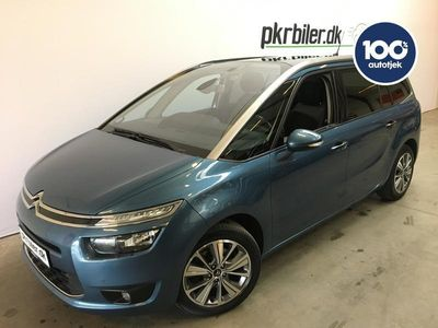 usata Citroën Grand C4 Picasso 2,0 Intensive 150HK MPV 5d